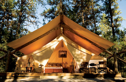 Seven Luxury Camping Spots From The Smokies To Big Sur