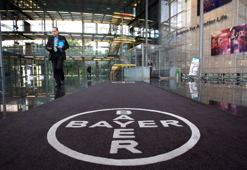 Bayer AG Headquarters