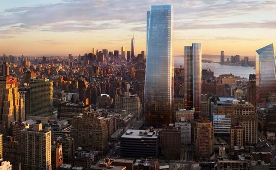 Demand for NYC Trophy Office Tower CMBS Allays Pandemic Concerns