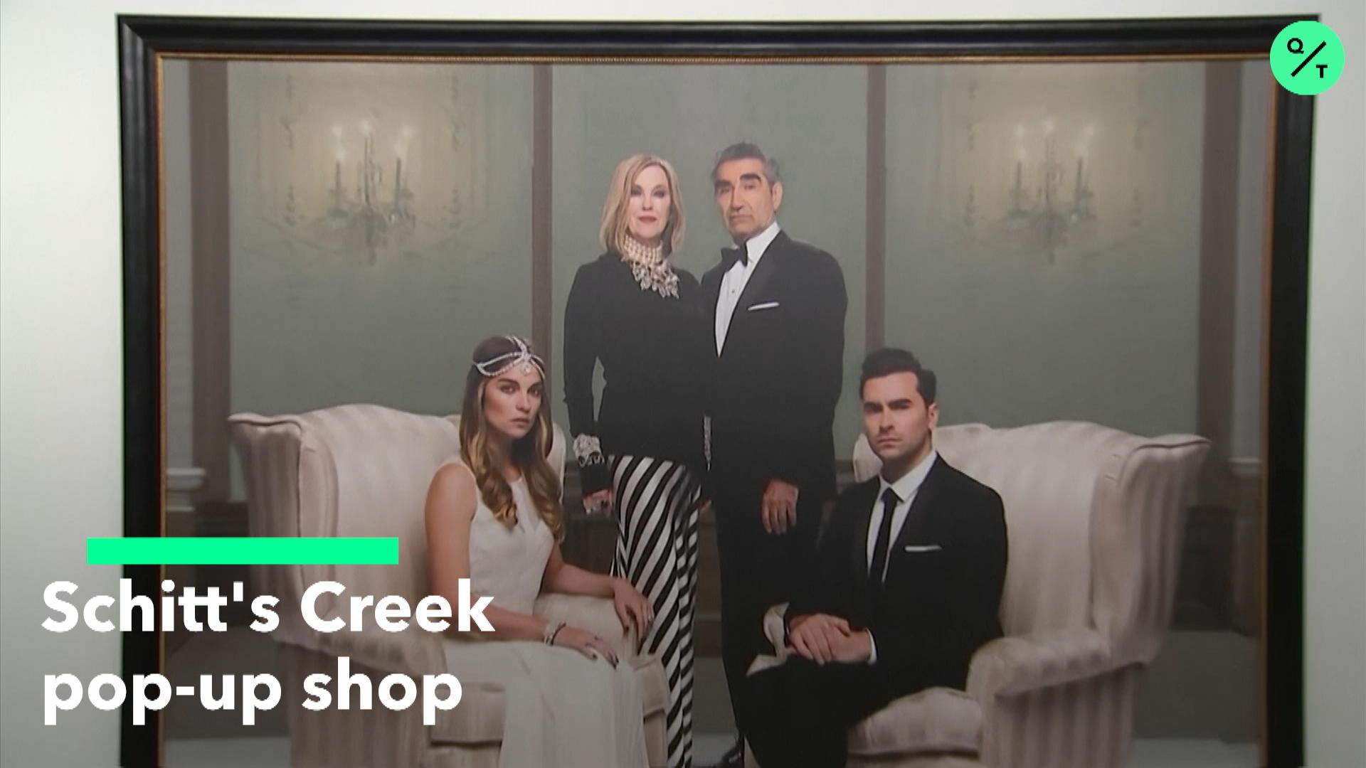 Schitt's Creek Pop-Up Shop