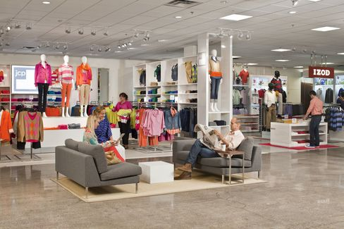 J.C. Penney CEO's Prototype Store Draws 300 Analysts to See Plan