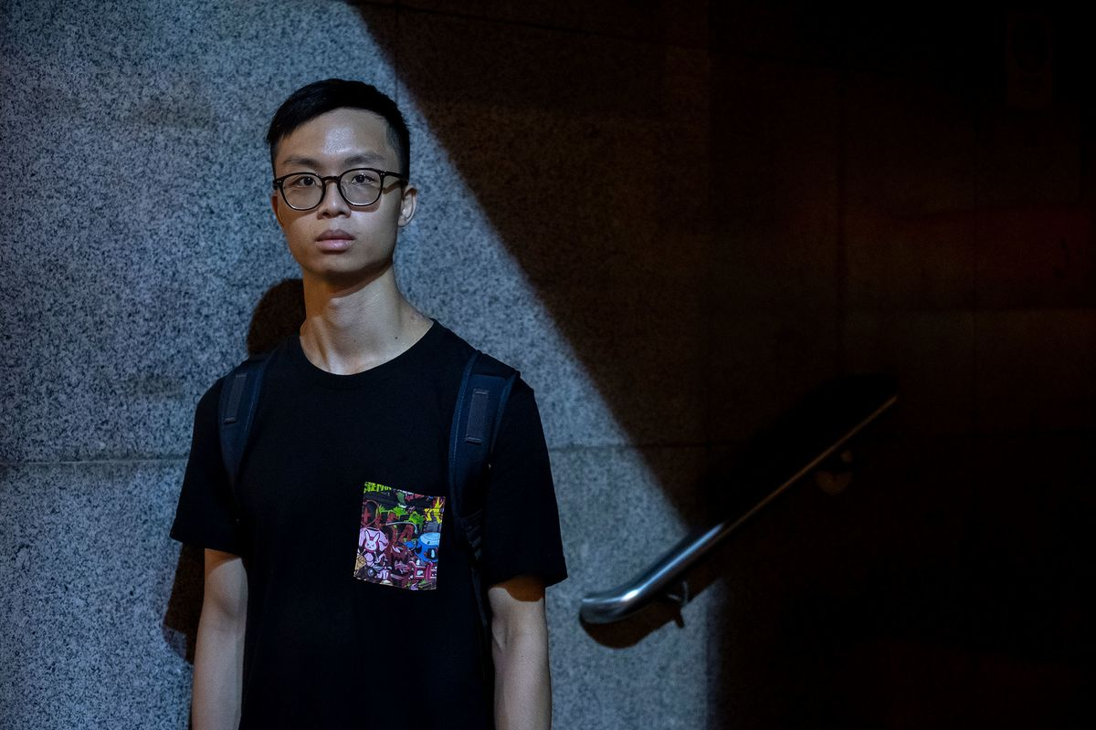 A Generation With No Future Erupts in Hong Kong Protests