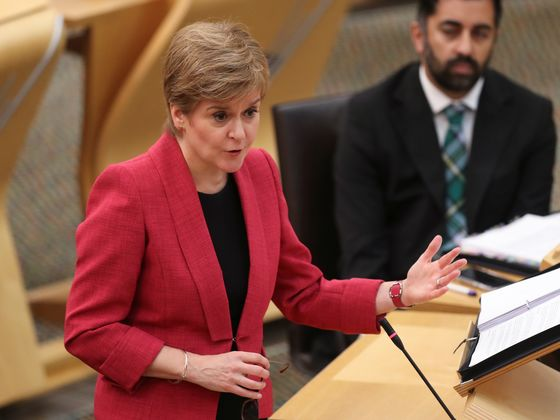 Scottish Independence Vote Would Be on Knife Edge, Polls Show