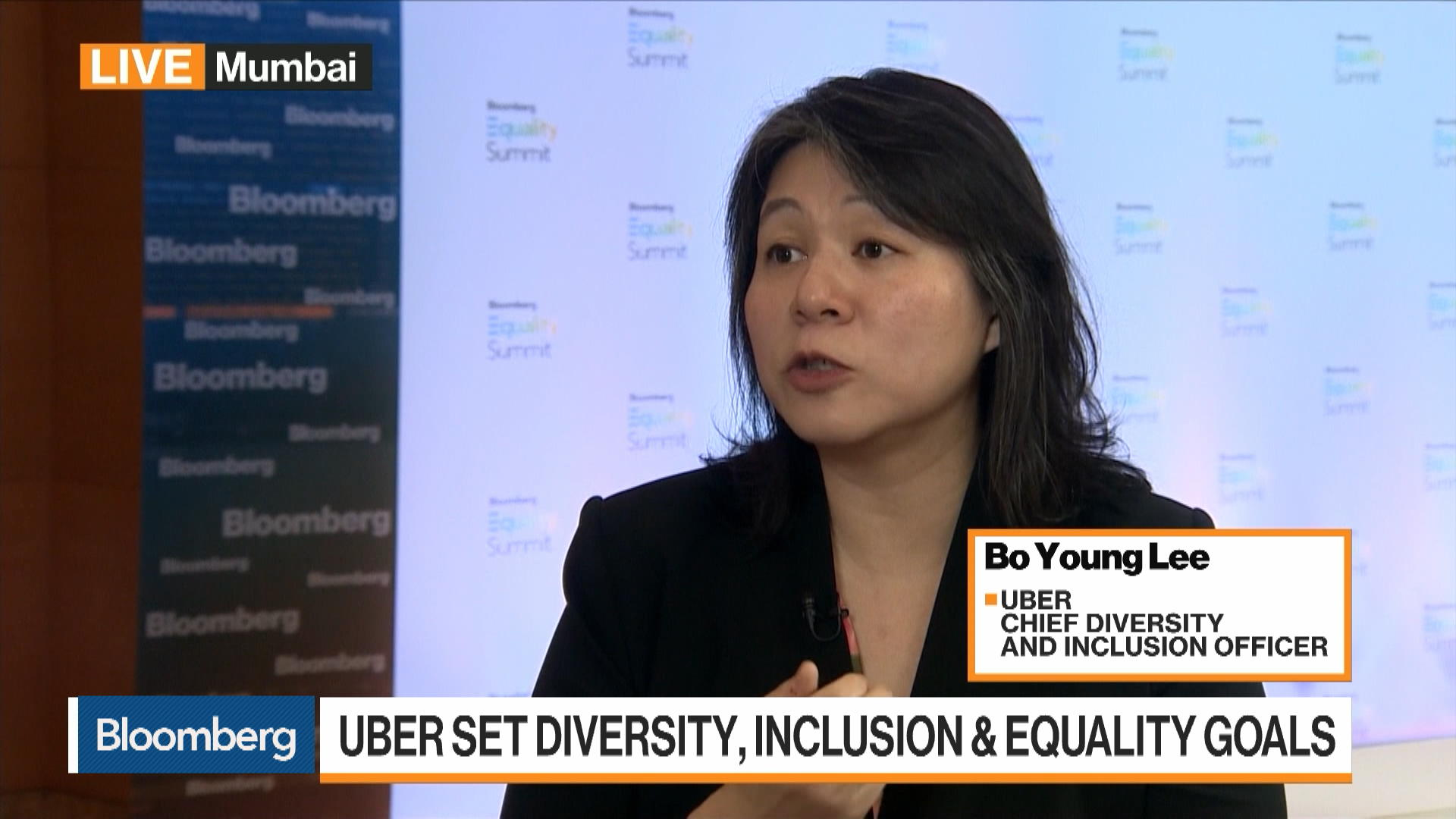 Uber Chief Diversity and Inclusion Officer Bo Young Lee on Diversity in Silicon Valley, Uber's Goals