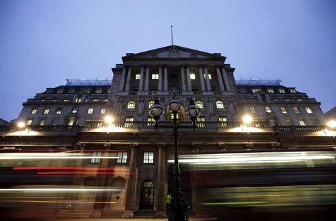 BOE Halts U.K. Stimulus After Officials Question QE Potency