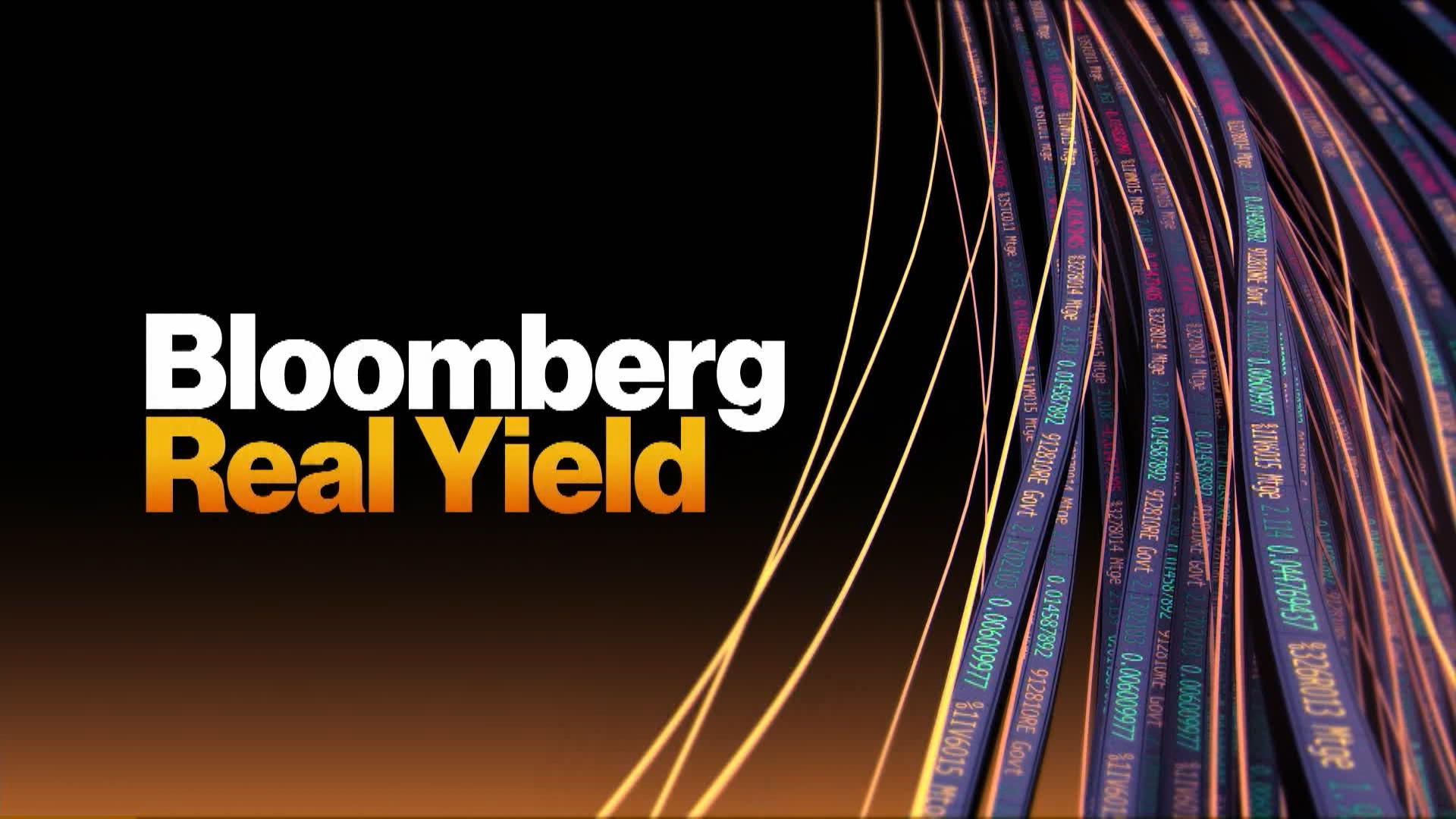 'Bloomberg Real Yield' Full Show (02/28/2020)