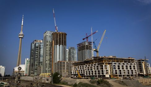 Toronto Condo 'Roller Coaster' Peaks as Flaherty Acts