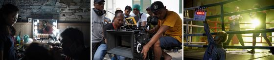 Hollywood Finds a New Golden Age of Cinema in Indonesia