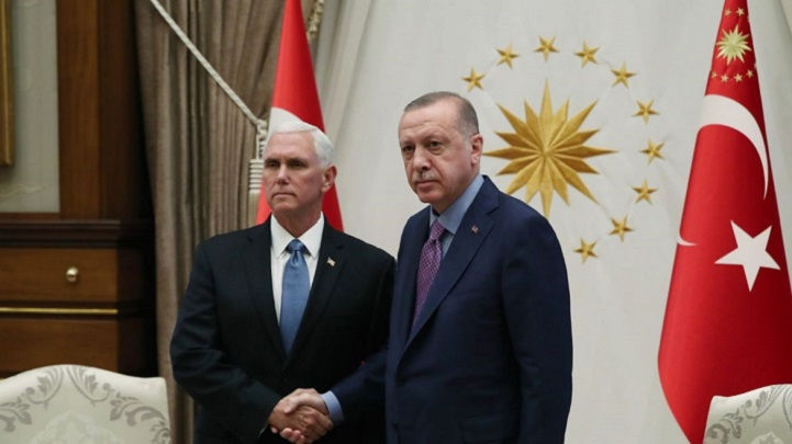 U.S.-Turkey Deal Leaves Trump Facing Congress Backlash as Lawmakers Vow to Push Ahead With Sanctions