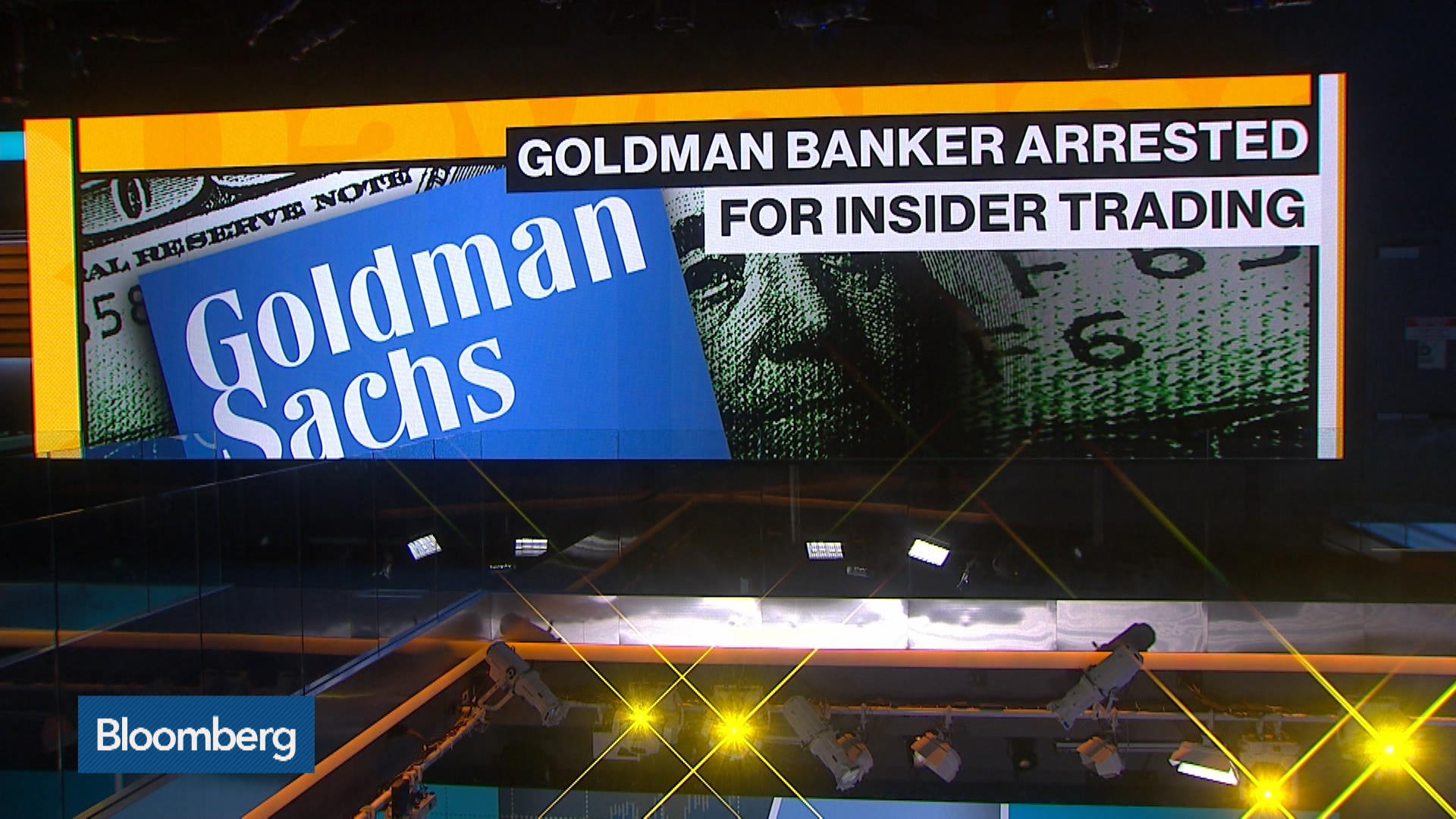 Goldman Sachs Insider Trading Charge Is Third in 18 Months
