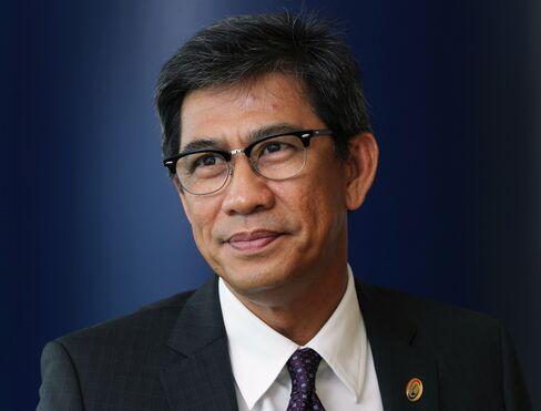 Bursa Malaysia CEO Tajuddin Atan