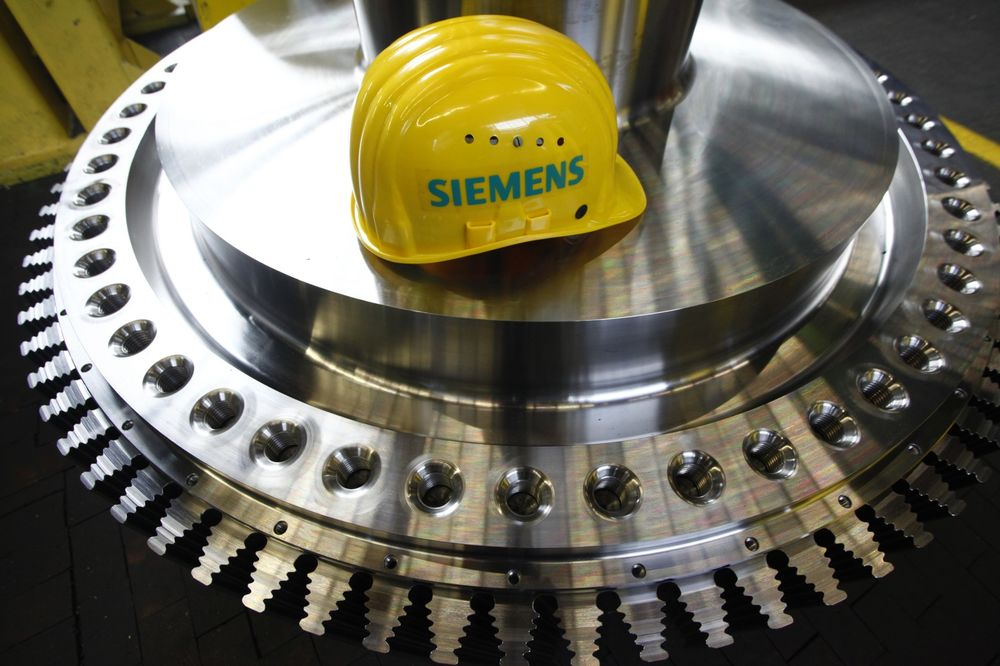 The Great Dismantling of Siemens Gains Pace With Power