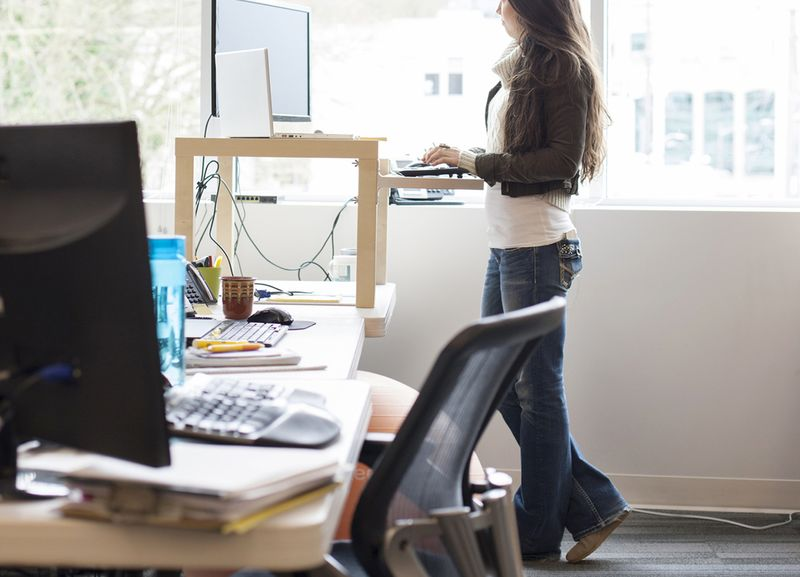 Do Standing Desks Really Help You Lose Weight