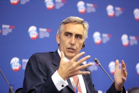 Siemens CEO Peter Loescher