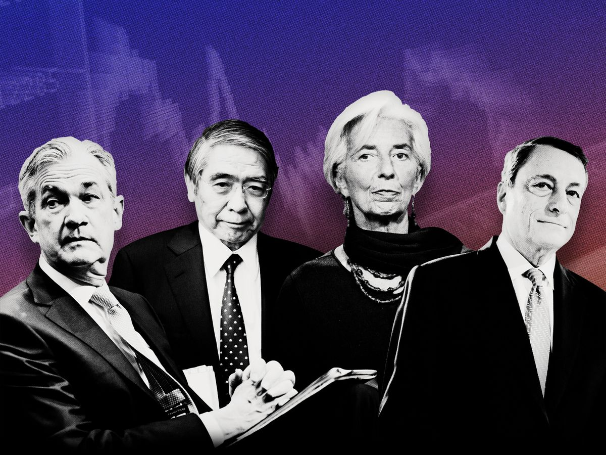 Fed Looks Primed, ECB Takes Center Stage, Trade Latest: Eco Day