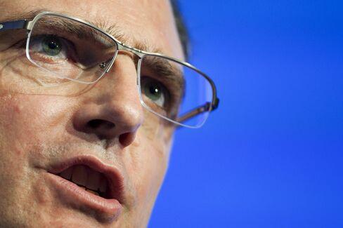 Swiss National Bank President Thomas Jordan
