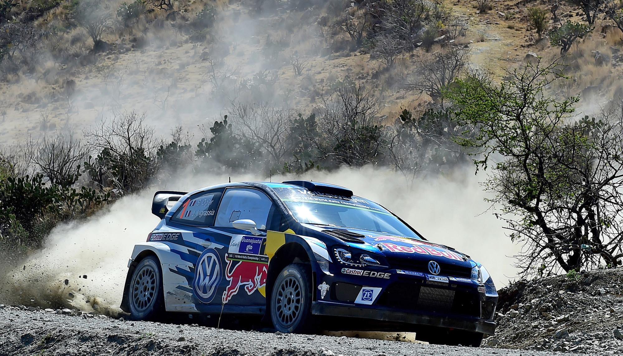 A Polo R WRC