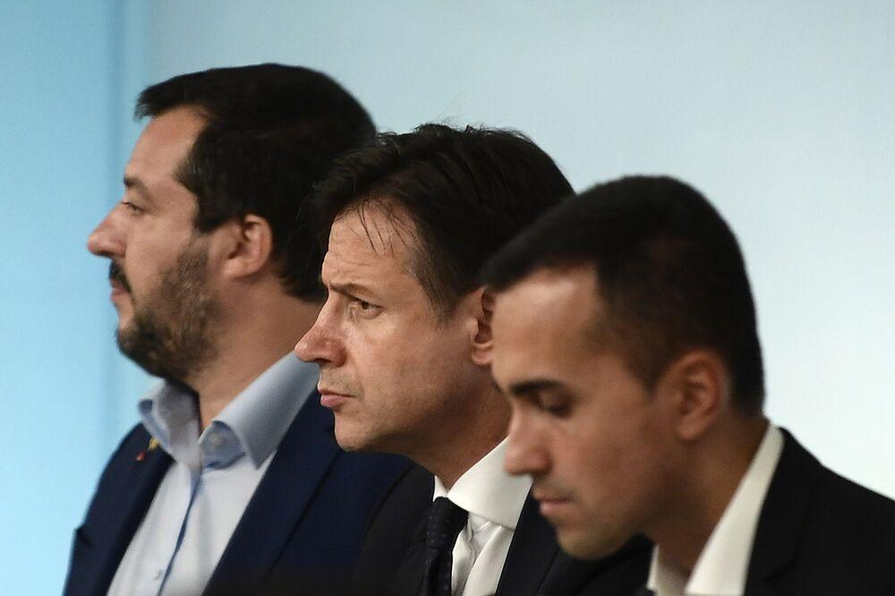 Η Ιταλία είναι ένα ατύχημα που περιμένει να συμβεί