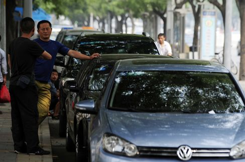 China Auto Sales Growth Lags Behind U.S.