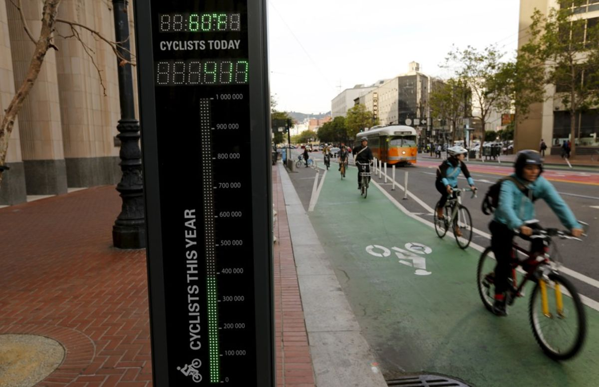 The Fitness App That Helps Cities Understand Cyclists