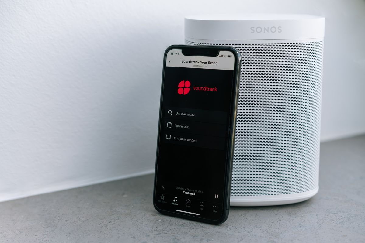 Sonos Partners With Soundtrack Your Brand for Business Streaming