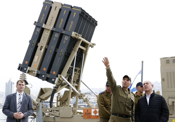 Iranian Hackers Drew Worryingly Close to Israel's Missile Alarm