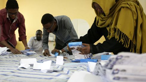 Elections in Sudan