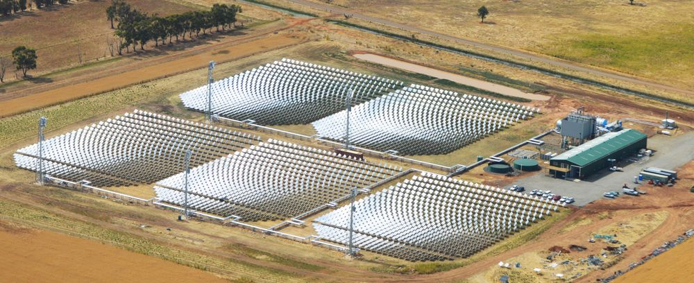 Sunlight and Mirrors Still Seen as Part of Australia's Future Power Mix