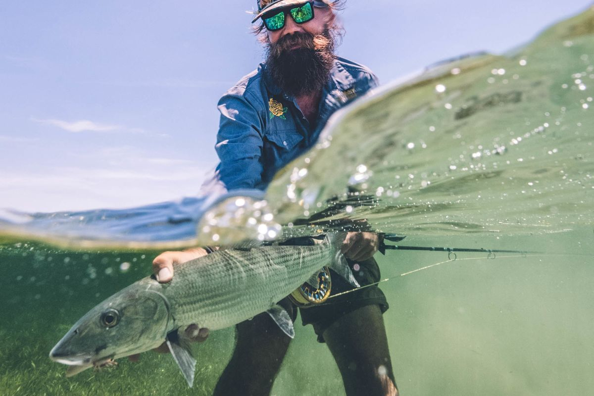 The Ultimate Guide to the World's Best Fly-Fishing