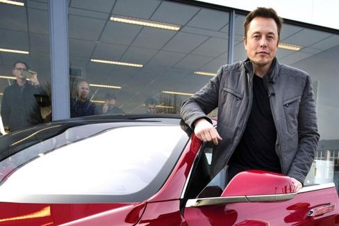 Elon Musk Made $1.1 Billion Yesterday