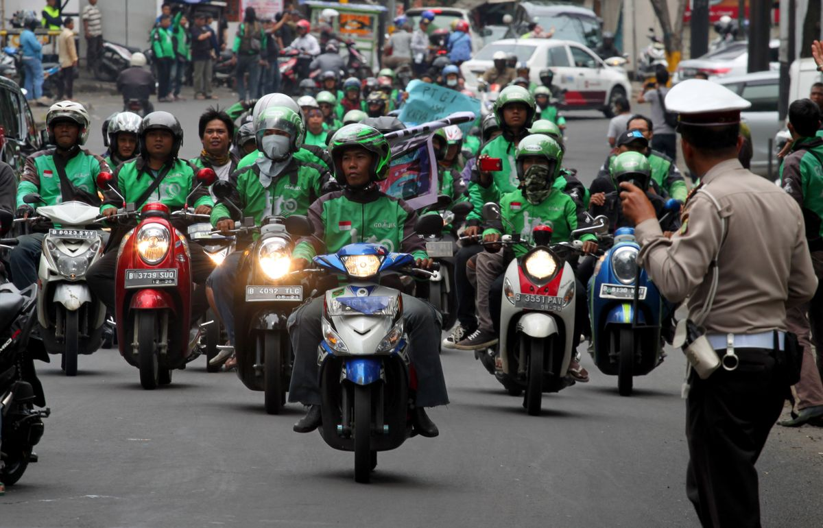 How Jokowi Became Indonesia's Accidental Tech Star
