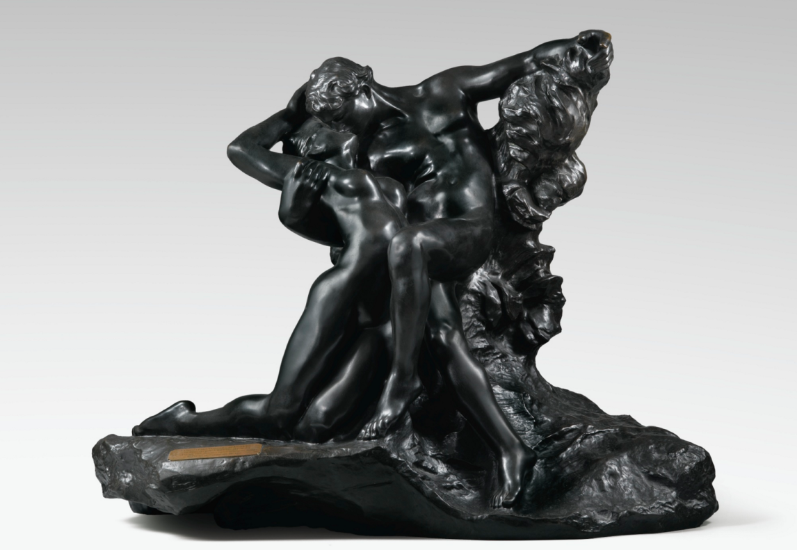 Rodin's 'Eternel Printemps'