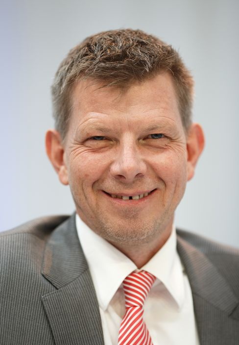 E-Plus CEO Thorsten Dirks