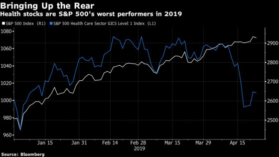 Goldman Says How to Avoid Policy-Risk Woes in Health Stocks