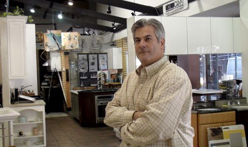 Broadway Kitchens and Baths owner Jeff Chinman