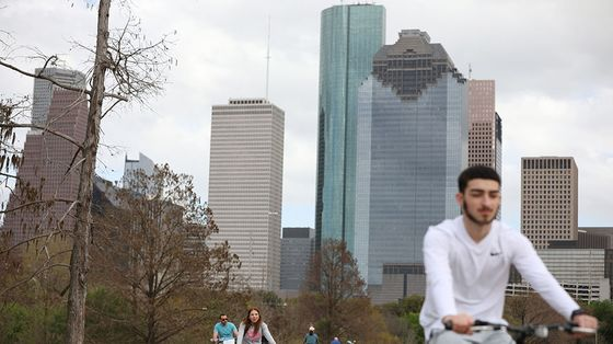 Houston on 'Precipice of Disaster' With Virus Cases Spreading