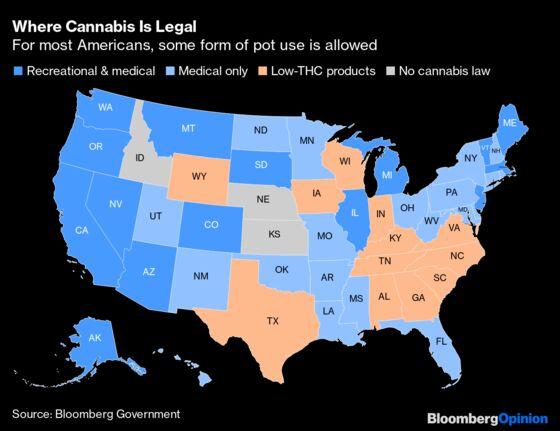 Marijuana Merger Is Bet on 'Cannabis Lifestyle' Future