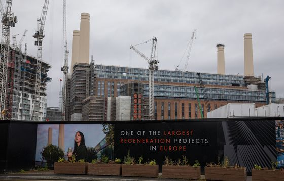 Battersea Power Station Owner Takes $208 Million Impairment