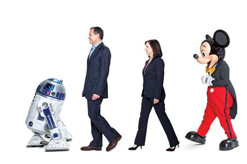 How Disney Bought Lucasfilm???and Its Plans for 'Star Wars'