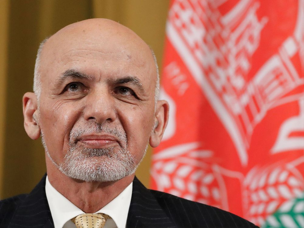 Taliban Say Talks With Afghan President 'Waste of Time'