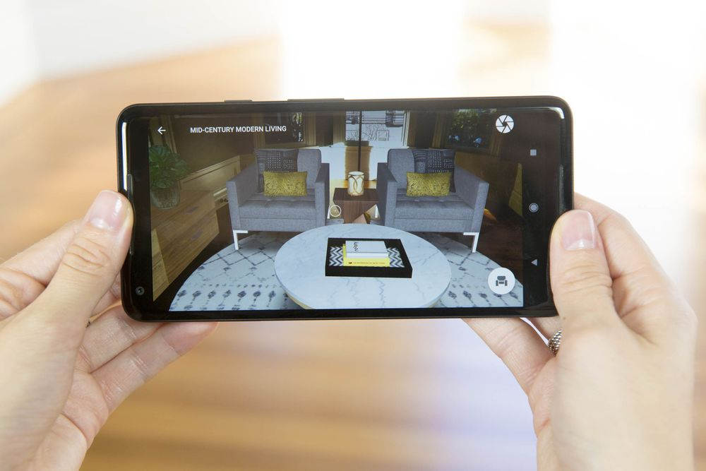 augmented reality apps for home improvement