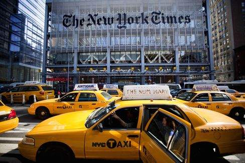 The New York Times Co Headquarters