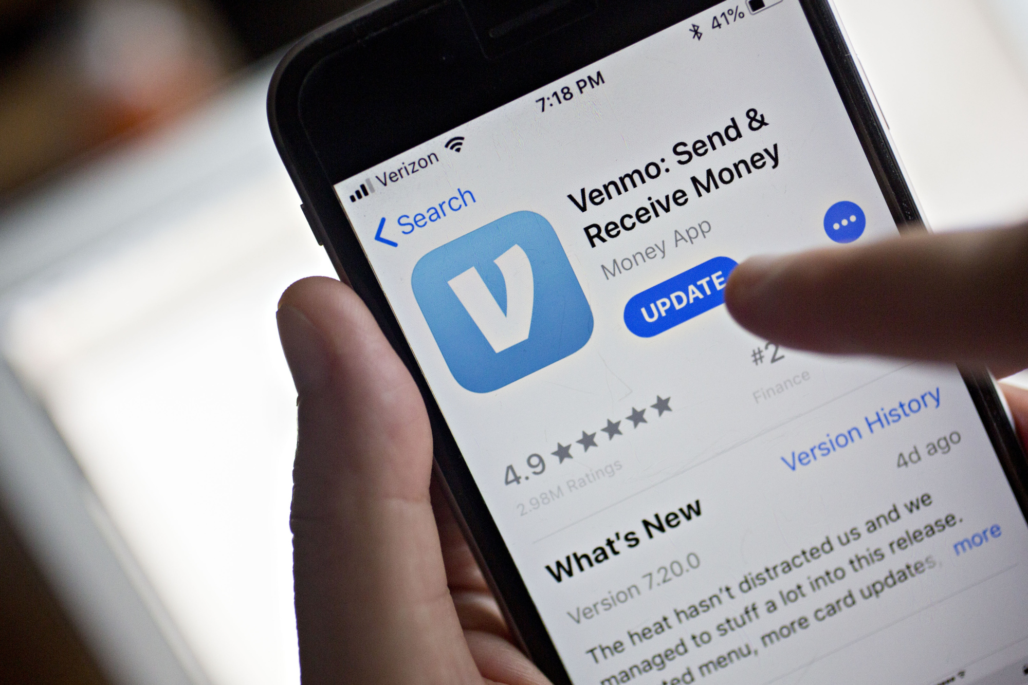 PayPal Raises Venmo Fee in Bid to Make Money From Growth Engine