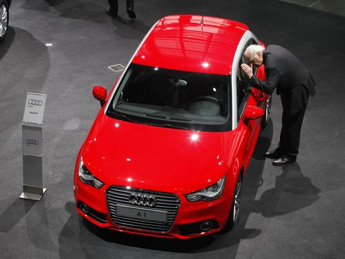 Audi to Sell A1 Compact Car Outside Europe