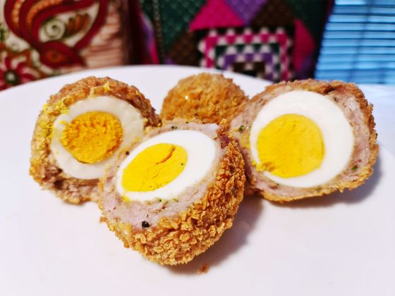 Scotch Eggs Are U.K's Hottest Snack: Here's How to Make Them