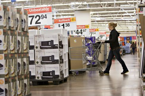 U.S. Consumer Spending Rises Less Than Forecast