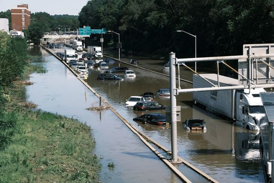 New York Faces New Flood Threat Just Weeks After Ida's Havoc