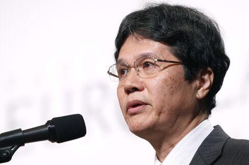 Bank of Japan Deputy Governor Kiyohiko Nishimura