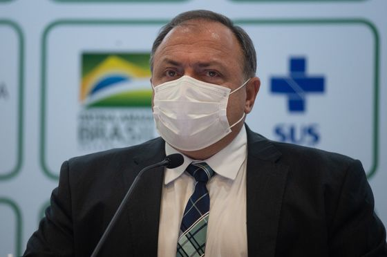 Brazil's New Health Chief Signals Little Change to Covid Policy