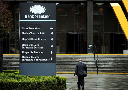 Ireland Counts on $142 Billion Package to End Bank Crisis